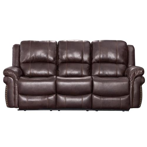 Product Image - Dual Reclining Sofa - Glorious Collection