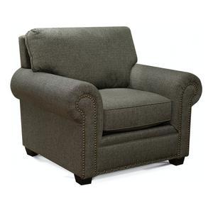 England Furniture2254N Brett Chair with Nails