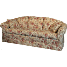 See Details - Traditional Apt Sofa