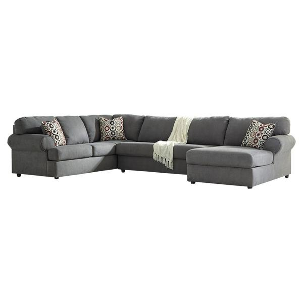 See Details - Jayceon 3-piece Sectional With Chaise