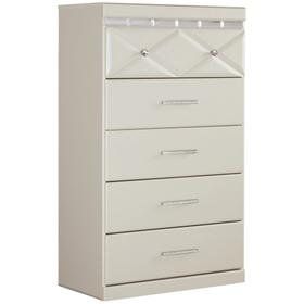 See Details - Dreamur Chest of Drawers