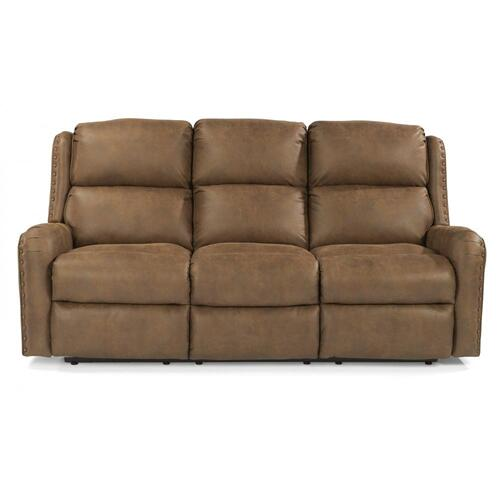 Cameron Fabric Reclining Sofa