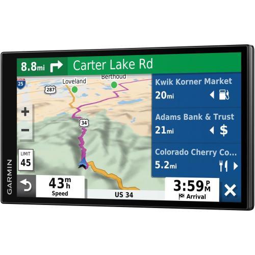 "Petra - DriveSmart 65 6.95"" GPS Navigator with Bluetooth®, Wi-Fi® & Traffic Alerts"