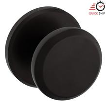 See Details - Oil-Rubbed Bronze 5023 Estate Knob with R016 Rose