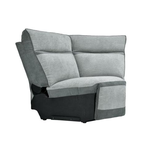 Power Left Side Reclining Chair with Power Headrest, Power Lumbar Support and USB Port