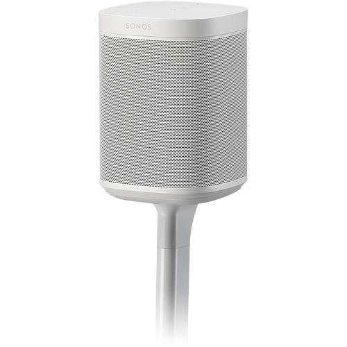 White- Flexson Floor Stand (Pair)
