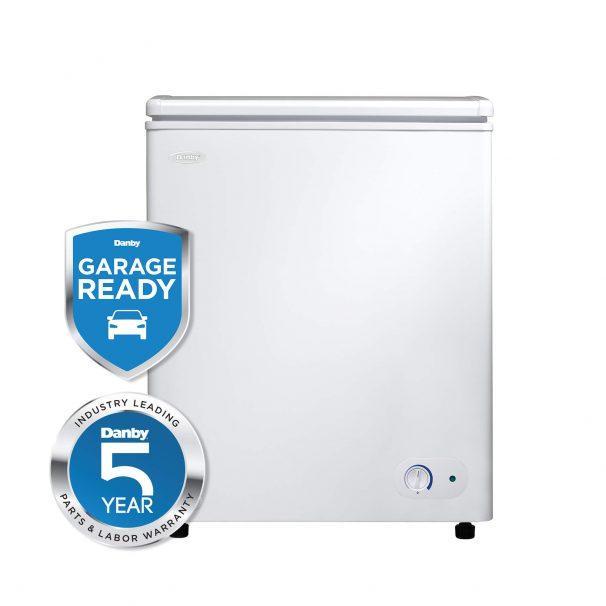 DanbyDanby 3.8 Cu. Ft. Chest Freezer