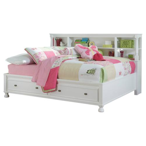 Kaslyn Full Bookcase Bed