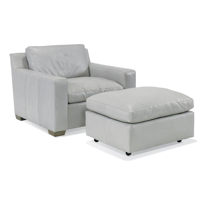 Whittemore Sherrill - 443-01_443-00 Lounge Chair Metropolitan