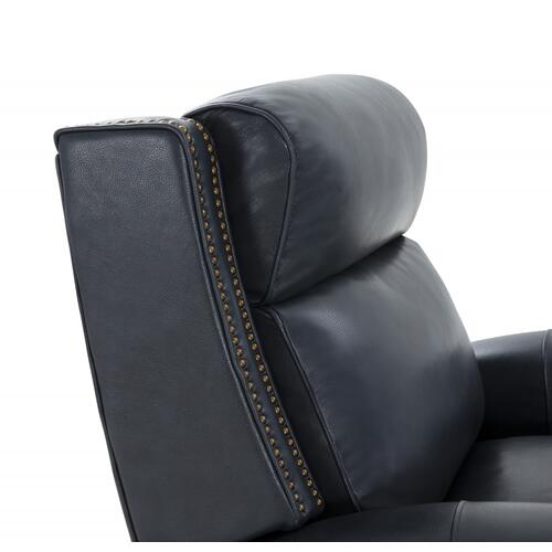 Barrett Power Recline Navy-Blue