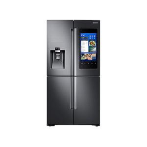Samsung22 cu. ft. Capacity Counter Depth 4-Door Flex™ Refrigerator with Family Hub™ (2017)