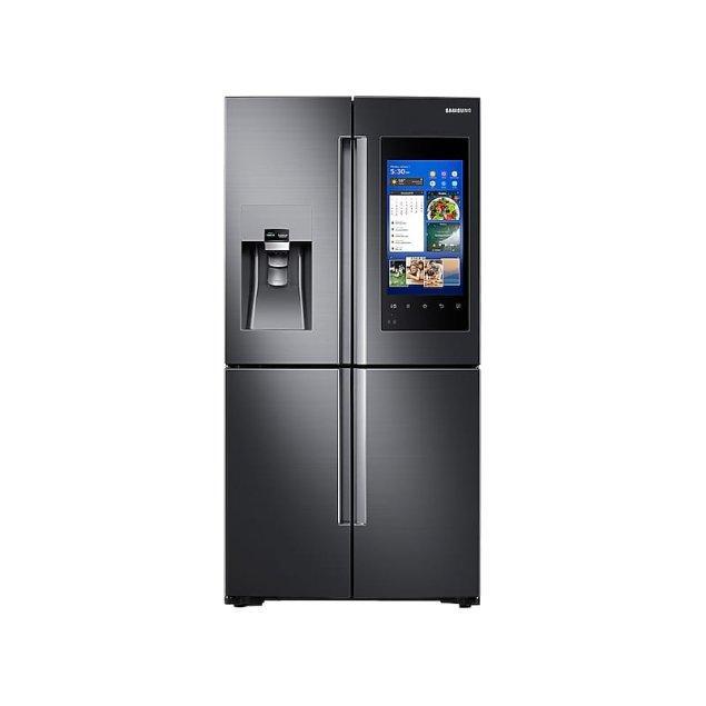 Samsung Appliances 22 cu. ft. Capacity Counter Depth 4-Door Flex™ Refrigerator with Family Hub™ (2017)