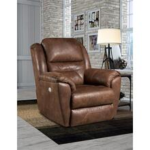 Power Leather Wall Saver Recliner with Power Headrest *Special Pricing-Select Leathers Only*