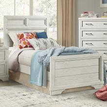 Product Image - Foundry Twin Bed  White Dove White Dove