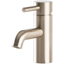 Opera Lav Faucet RND Brushed Nickel