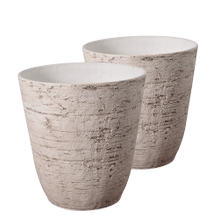 Hibiscus - 2 pc Planter Set