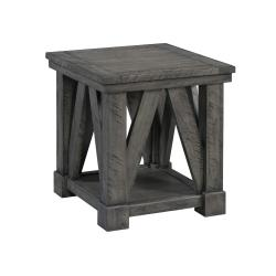 7062 Old Forge End Table