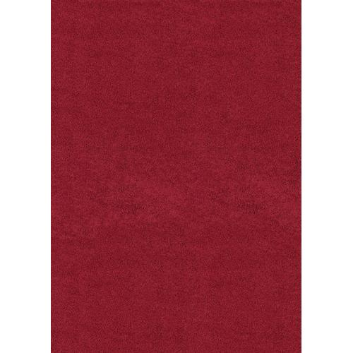 Medium - Brushstrokes Crimson 6x9 Rug