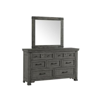 1052 Artisan Dresser with Mirror