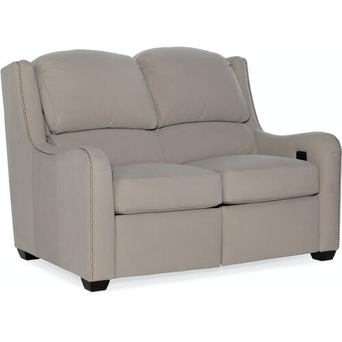 Bradington Young Revington Loveseat L & R Full Recline w/Articulating HR 946-70