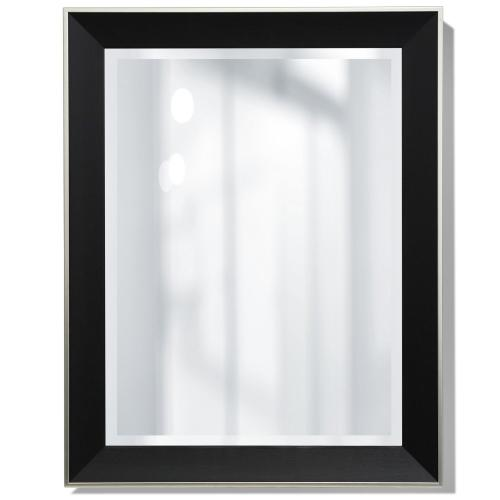 Product Image - FRAMED MIRROR  22w X 28ht  Made in USA  Ready to Hang