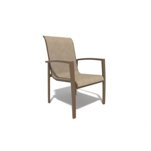 Soho Sling Nesting Dining Chair (4pk)
