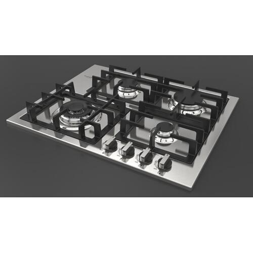 "24"" Gas Cooktop - Stainless Steel"