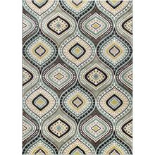 Capri - CPR1008 Multi-Color Rug (Multiple sizes available)
