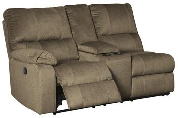 Urbino Left-arm Facing Reclining Loveseat With Console