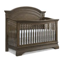 Product Image - Olivia Arch Top Convertible Crib  Rosewood Rosewood