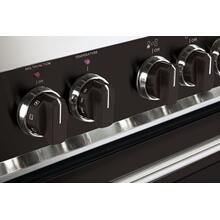 Set of 8 Knobs for Designer Single Oven Gas Range - Black