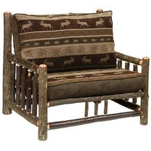 Chair-and-a-Half - Natural Hickory - Standard Fabric