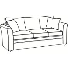 Northfield 3 over 3 Queen Sleeper Sofa