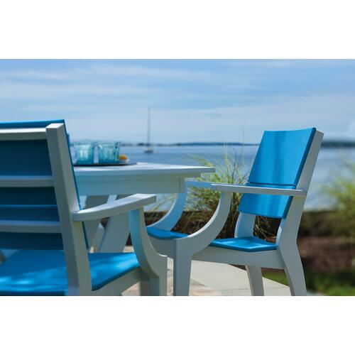 Seaside Casual - Sym Arm Chair (210)
