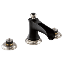 See Details - Widespread Lavatory Faucet With Channel Spout - Less Handles