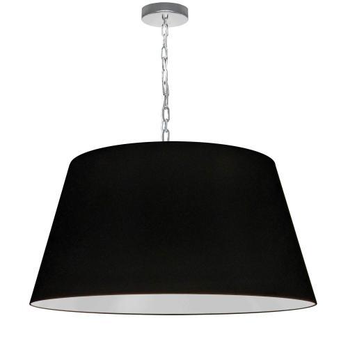 Product Image - 1lt Brynn Large Pendant, Black Shade, PC