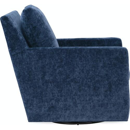 Bradington Young - Bradington Young Jaxon Swivel Tub Chair 8-Way Tie 321-25SW
