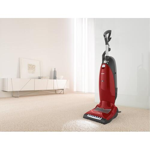 Upright vacuum cleaners with HEPA filter for the greatest Filtration demands.