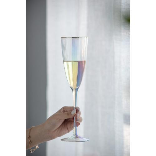 A & B Home - Champagne Flute
