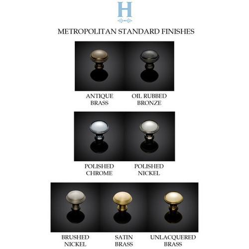 Hamilton Sinkler - Metropolitan  AP116K