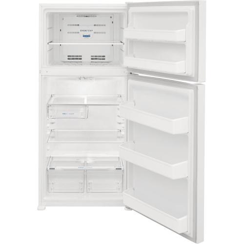 SCRATCH & DENT  Frigidaire 18.3 Cu. Ft. Top Freezer Refrigerator