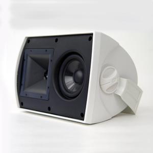 KlipschAW-525 Outdoor Speaker - White