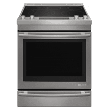 "DISCONTINUED MODEL Euro-Style 30"" Electric Range"