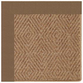 "Islamorada-Diamond Canvas Cocoa - Rectangle - 24"" x 36"""