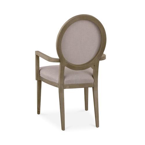 Bassett Furniture - Ostrow Oak Side Chair