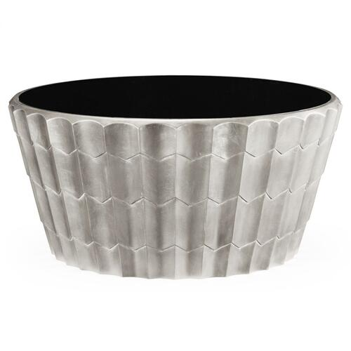 Art Deco Silver Coffee Table