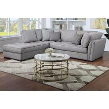 Arcadia Oatmeal Sectional, U1354