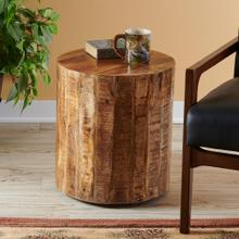 See Details - Mango Wood Accent