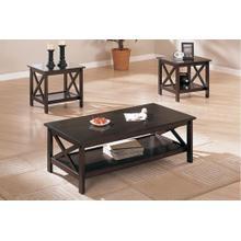 Ava 3pc Coffee Table Set