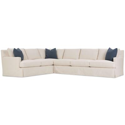 Laney Slipcover Sectional Sofa
